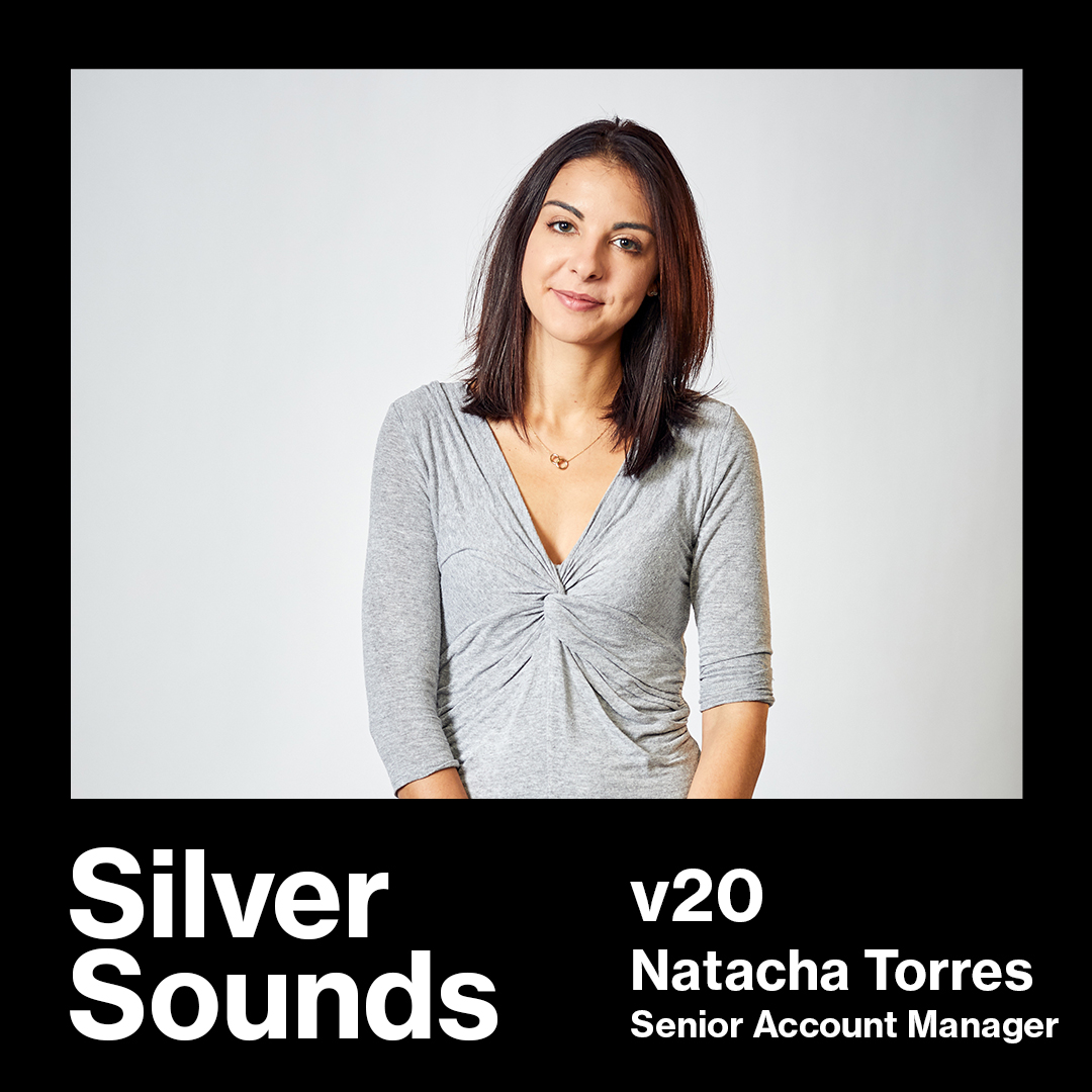 Natacha Torres<br/>Senior Account Manager at Silver Agency