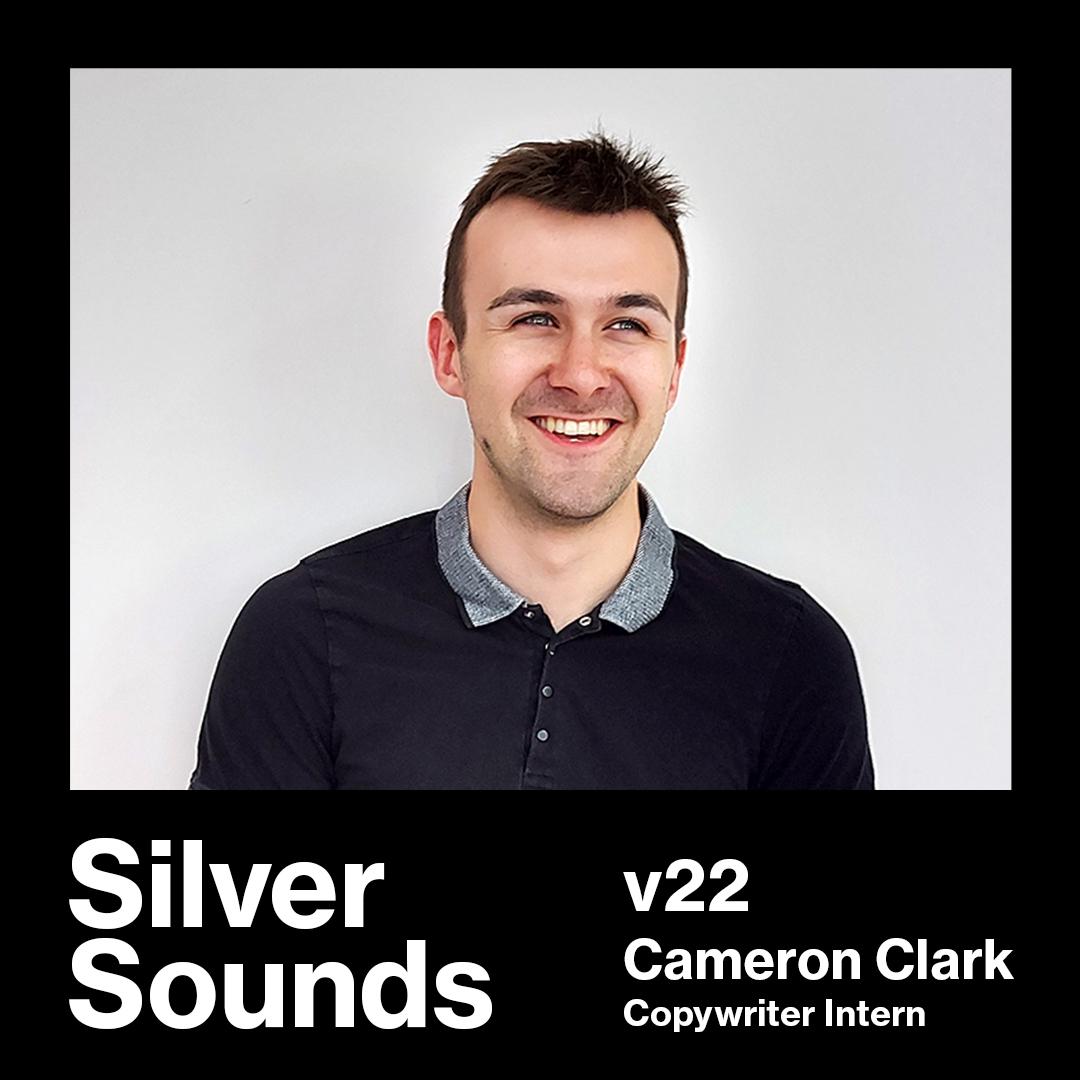 Cameron Clark<br/>Copywriter Intern at Silver Agency