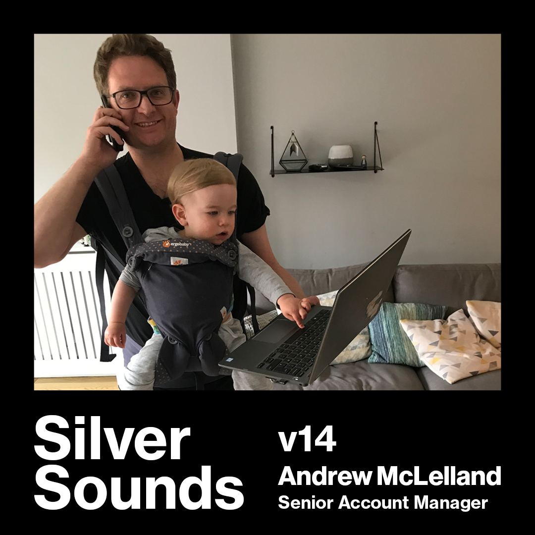 Andrew McLelland <br>Senior Account Manager at Silver Agency