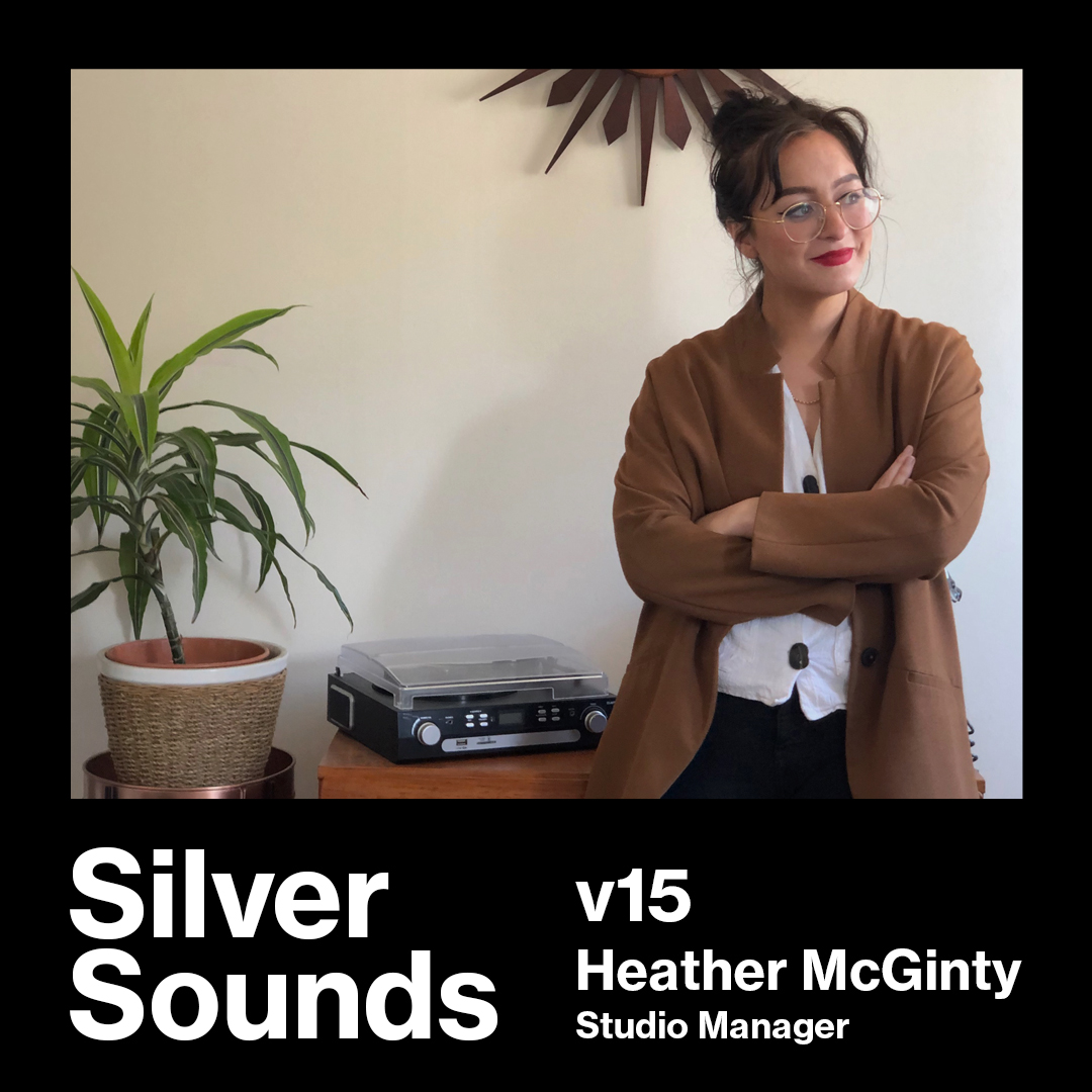 Heather McGinty <br/>Studio Manager at Silver Agency