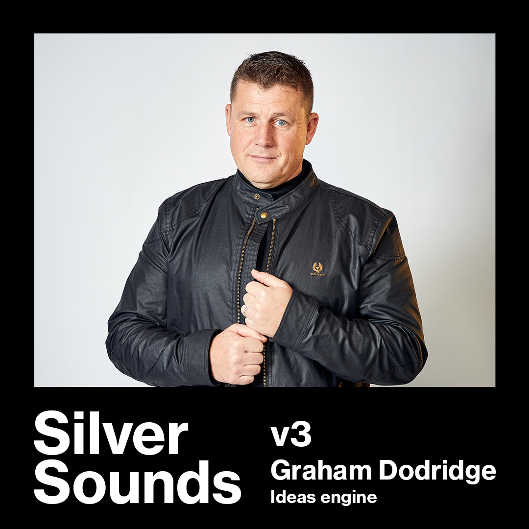 Graham Dodridge <br>Chairman at Silver Agency