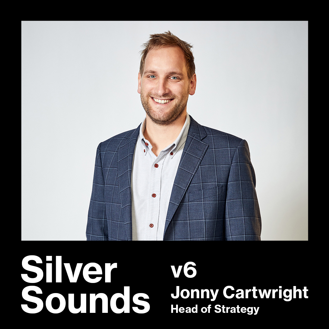 Jonny Cartwright <br/>Head of Strategy at Silver Agency