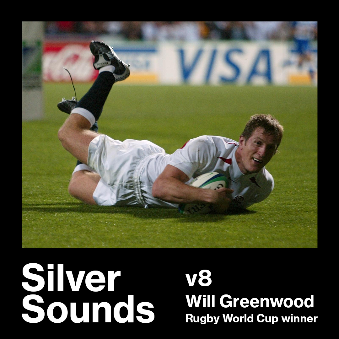 Will Greenwood <br/> 2003 Rugby World Cup winner