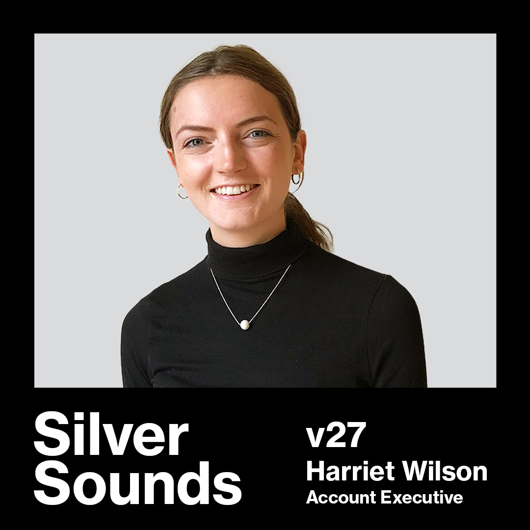 Harriet Wilson<br/>Account Executive at Silver Agency