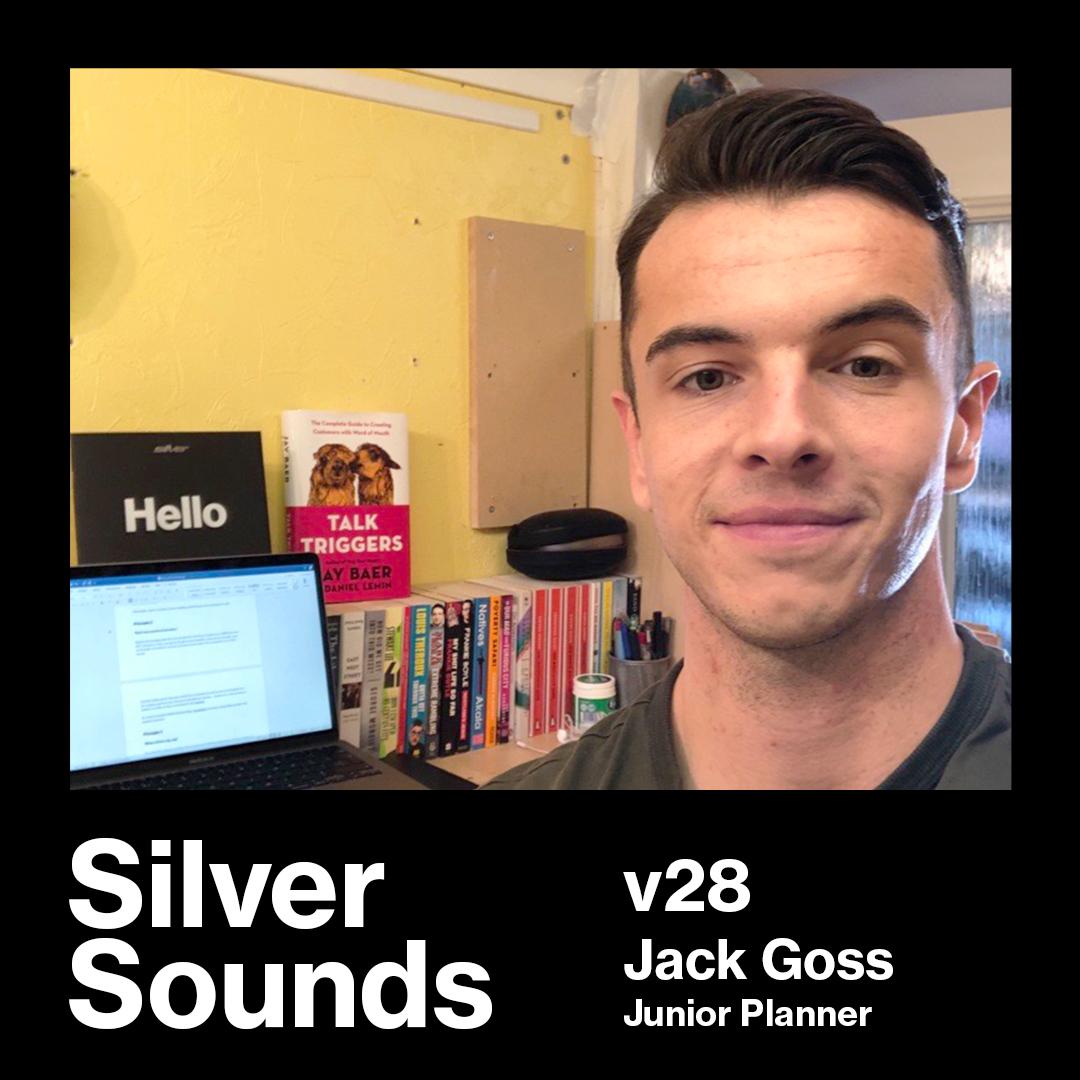 Jack Goss<br/>Junior Planner at Silver Agency