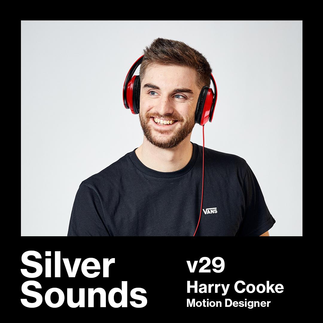 Harry Cooke<br/>Motion Designer at Silver Agency