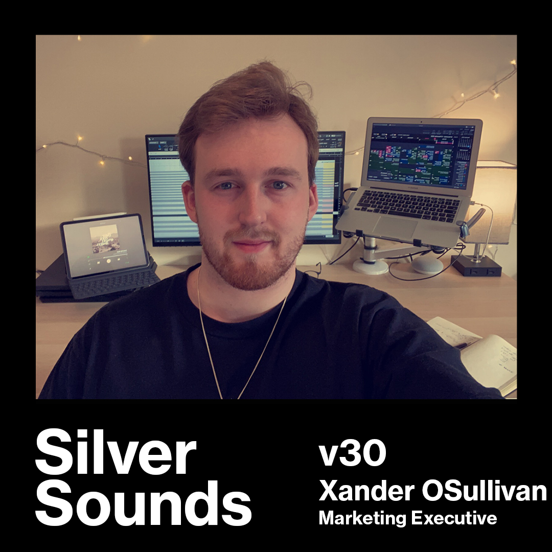 Xander OSullivan <br/> Marketing Executive at Silver Agency