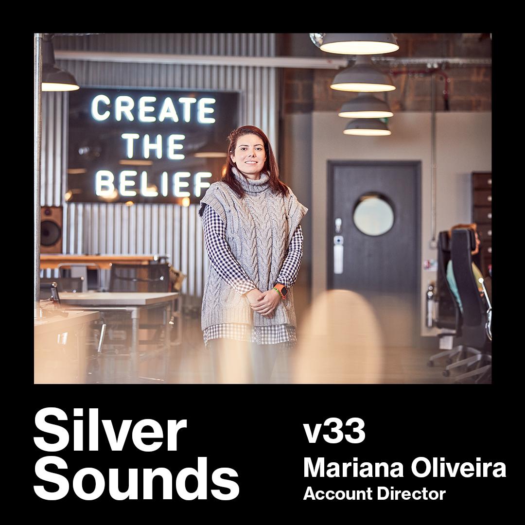 Mariana Oliveira <br/> Account Director at Silver Agency