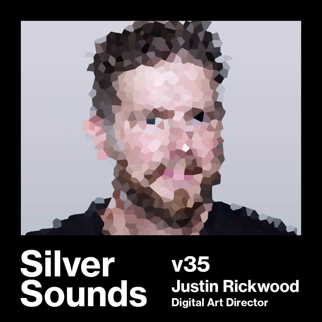 Justin Rickwood <br/> Digital Art Director at Silver Agency