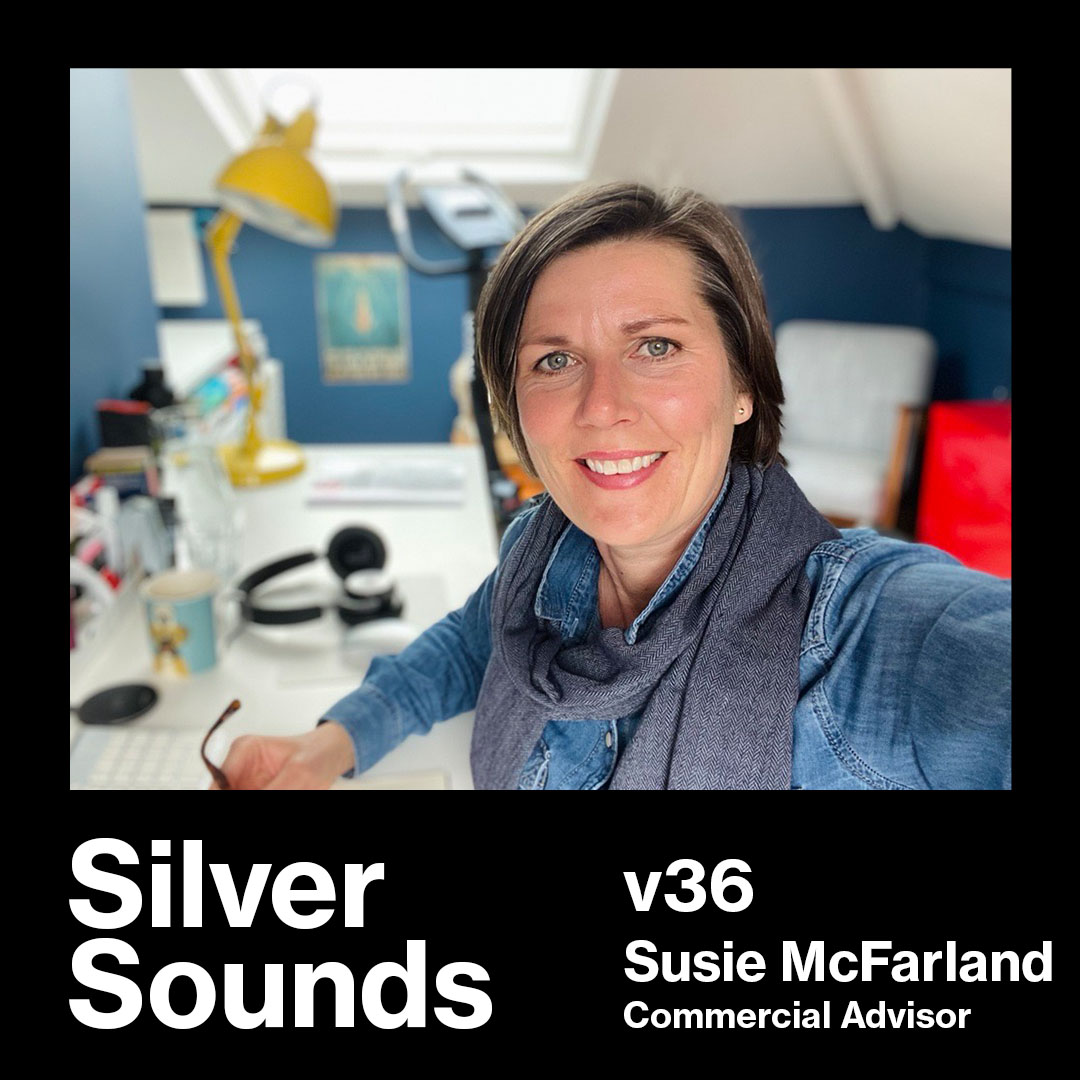 Susie McFarland <br/> Commercial Advisor at Silver Agency