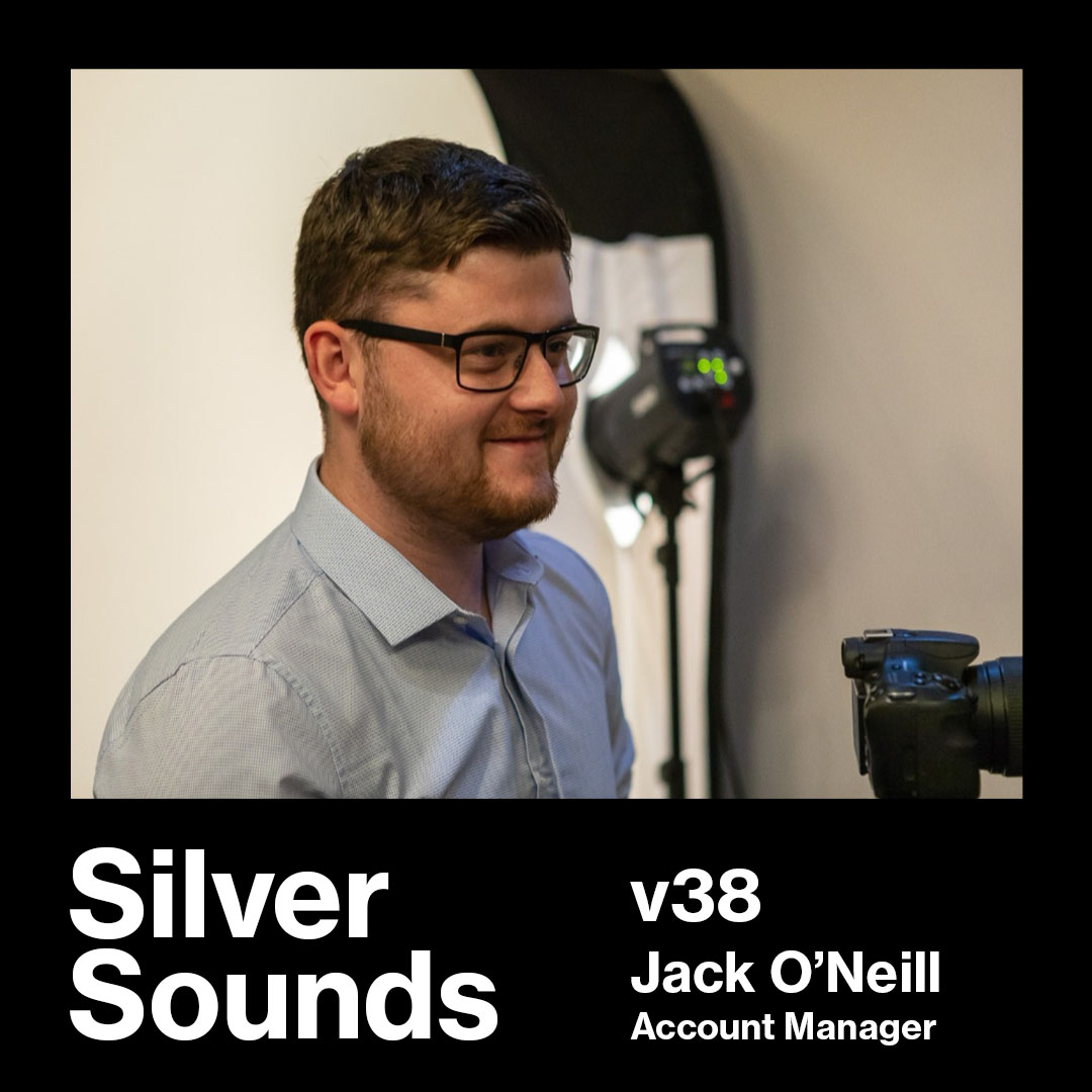 Jack O'Neill <br/> Account Manager at Silver Agency