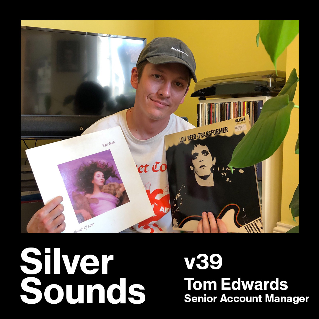 Tom Edwards <br/> Senior Account Manager at Silver Agency